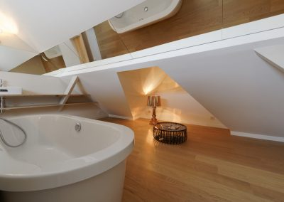 Salle de bain parentale - Villa au Touquet